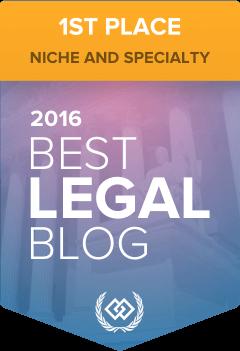 2016 Best Legal Blog